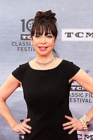 "11 April 2019 - Hollywood, California - Illeana Douglas. 2019 10th Annual TCM Classic Film Festival - The 30th Anniversary Screening of ""When Harry Met Sally"" Opening Night  held at TCL Chinese Theatre. Photo Credit: Faye Sadou/AdMedia"