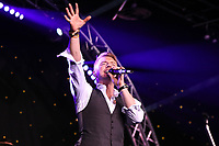 Ronan Keating performs at the evening event of during the Graham Wylie Foundation- Have A Heart- golf day with Lee Westwood and Ronan Keating at Gateshead Hilton England on 10 September 2018. Photo by Thomas Gadd.