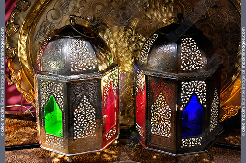 Moroccan lanterns Home lighting and decoration