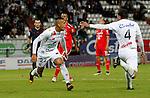 Once Caldas venció 3-0 como local a Fortaleza. Fecha 6 Liga Águila II-2016.
