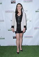 23 February 2017 - Santa Monica, California - Nora-Jane Noone.  2017 Oscar Wilde Awards held at Bad Robot. Photo Credit: Birdie Thompson/AdMedia