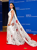 Doctor Nina Radcliff arrives for the 2017 White House Correspondents Association Annual Dinner at the Washington Hilton Hotel on Saturday, April 29, 2017.<br /> Credit: Ron Sachs / CNP