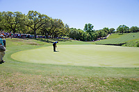 Phil Mickelson (USA) on the 9th during the 5th round at the WGC Dell Technologies Matchplay championship, Austin Country Club, Austin, Texas, USA. 25/03/2017.<br /> Picture: Golffile | Fran Caffrey<br /> <br /> <br /> All photo usage must carry mandatory copyright credit (&copy; Golffile | Fran Caffrey)