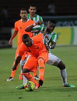 Atletico Nacional V.S. Envigado FC 04-05-2014