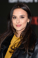Lucy Watson at the European premiere for &quot;Bright&quot; European premiere at the BFI South Bank, London, UK. <br /> 15 December  2017<br /> Picture: Steve Vas/Featureflash/SilverHub 0208 004 5359 sales@silverhubmedia.com