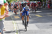 June 17th 2017, Schaffhaussen, Switzerland;  BRAMBILLA Gianluca of Quick-Step Floors during stage 8 of the Tour de Suisse cycling race, a stage of 100 kms between Schaffhaussen and Schaffhaussen