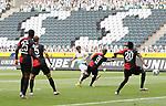 Jonas Hofmann (Borussia Moenchengladbach), hinten mitte, erzielt das Tor zum 1:0<br /><br />27.06.2020, Fussball, 1. Bundesliga, Saison 2019/2020, 34. Spieltag, Borussia Moenchengladbach - Hertha BSC Berlin,<br /><br />Foto: Johannes Kruck/POOL / via / Meuter/Nordphoto<br />Only for Editorial use