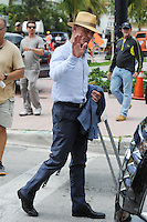 MIAMI BEACH , FL - MAY 15:  Ed Harris is sighted on the movie set of Pain & Gain on May 15, 2012 in Miami Beach, Florida. ©mpi04/MediaPunch Inc.