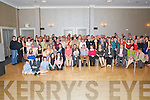 Bridget O'Shea, College Square, Killarney, pictured with her husband Tim, family and many friends as she celebrated her 60th birthday in the Killarney Oaks hotel on Friday night. .... ..........................