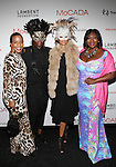 Museum of Contemporary African Diasporan Art's (MoCADA) 1st inaugural Masquerade Ball Held at  the Brooklyn Academy of Music (BAM) Leperca Space.