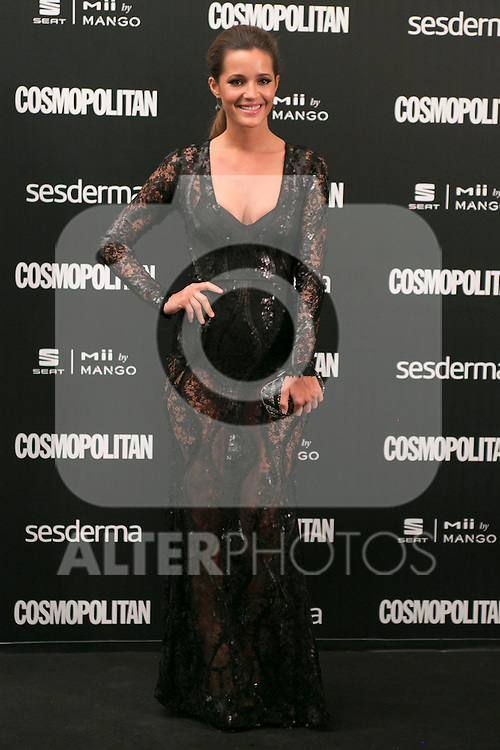 Malena Costa attend the photocall of the Cosmopolitan Fun Fearless Female 2014 Awards at the Ritz Hotel in Madrid, Spain. October 20, 2014. (ALTERPHOTOS/Carlos Dafonte)