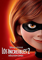 INCREDIBLES 2<br /> SPANISH LANGUAGE POSTER<br /> *Filmstill - Editorial Use Only*<br /> CAP/FB<br /> Image supplied by Capital Pictures