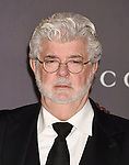 LOS ANGELES, CA - NOVEMBER 04: Honoree/Director/producer George Lucas attends the 2017 LACMA Art + Film Gala Honoring Mark Bradford and George Lucas presented by Gucci at LACMA on November 4, 2017 in Los Angeles, California.