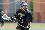 Orange, CA 05/16/15 - Colin MacIlvennie (Colorado #6) in action during the 2015 MCLA Division I Championship game between Colorado and Grand Canyon, at Chapman University in Orange, California.