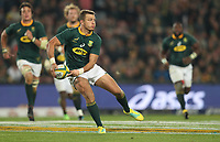 Handre Pollard of South Africa during the 2018 Castle Lager Incoming Series 1st Test match between South Africa and England at Emirates Airline Park,<br /> Johannesburg.South Africa. 09,06,2018 Photo by (Steve Haag Sports)
