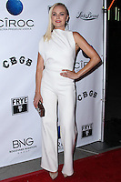 "HOLLYWOOD, CA - OCTOBER 01: Actress Malin Akerman arrives at the screening of Xlrator Media's ""CBGB"" held at ArcLight Cinemas on October 1, 2013 in Hollywood, California. (Photo by Xavier Collin/Celebrity Monitor)"