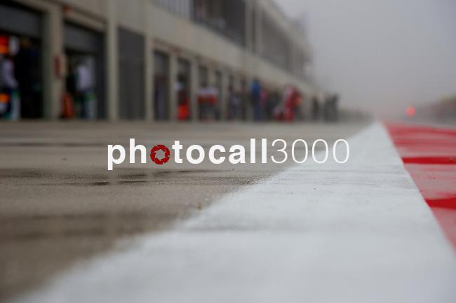 Gran Premio Movistar de Aragón<br /> during the moto world championship in Motorland Circuit, Aragón<br /> Paddock / Box<br /> PHOTOCALL3000