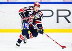 S&ouml;dert&auml;lje 2014-10-23 Ishockey Hockeyallsvenskan S&ouml;dert&auml;lje SK - Malm&ouml; Redhawks :  <br /> S&ouml;dert&auml;ljes Adam Hansen i aktion <br /> (Foto: Kenta J&ouml;nsson) Nyckelord: Axa Sports Center Hockey Ishockey S&ouml;dert&auml;lje SK SSK Malm&ouml; Redhawks portr&auml;tt portrait