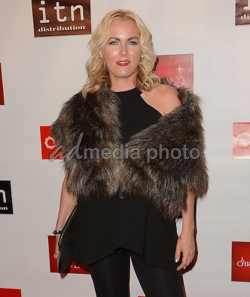 "10 December - Hollywood, Ca - Rochelle Vincente Von K. Arrivals for the Los Angeles premiere of ""A Christmas Star"" held at TCL Chinese Theater. Photo Credit: Birdie Thompson/AdMedia"