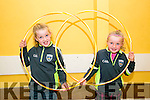 L-r  Fiona and Kate Fogarty Enjoying the Ogras Summer Camps at Ballyheigue Community Centre on Tuesday