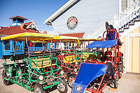 Wheel Fun Rentals At The Shoreline Village In Long Beach