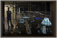 Self Portrait from the 54th floor.<br />