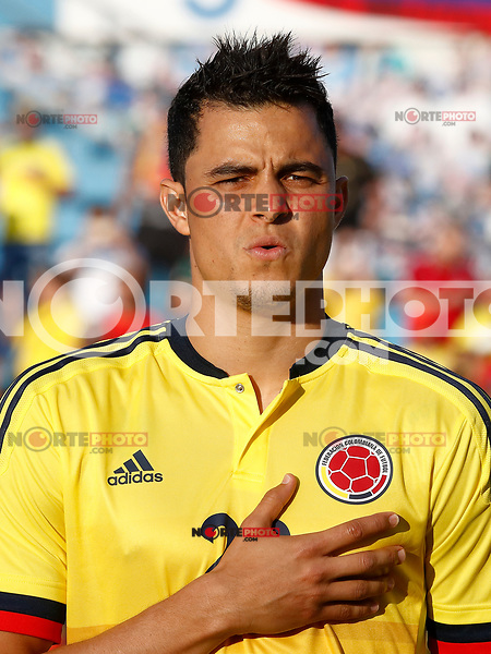 Colombia's Gio Moreno during international friendly match. June 13,2017.(ALTERPHOTOS/Acero) (NortePhoto.com) (NortePhoto.com)
