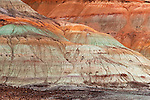 Colorful rock formations near Moab, Utah, USA