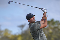 Patrick Reed (USA) watches his tee shot on 14 during round 3 of the Arnold Palmer Invitational at Bay Hill Golf Club, Bay Hill, Florida. 3/9/2019.<br /> Picture: Golffile | Ken Murray<br /> <br /> <br /> All photo usage must carry mandatory copyright credit (&copy; Golffile | Ken Murray)