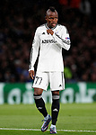 Qarabag's Donald Guerrier in action during the champions league match at Stamford Bridge Stadium, London. Picture date 12th September 2017. Picture credit should read: David Klein/Sportimage