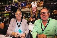 Easter comes to the selectors table.  Swimming New Zealand Aon National Age Group Championships, Wellington Regional Aquatic Centre, Wellington, New Zealand, Saturday 20 April 2019. Photo: Simon Watts/www.bwmedia.co.nz