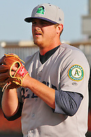 2014 May 10 Beloit Snappers (A's) at Quad Cities River Bandits (Astros)