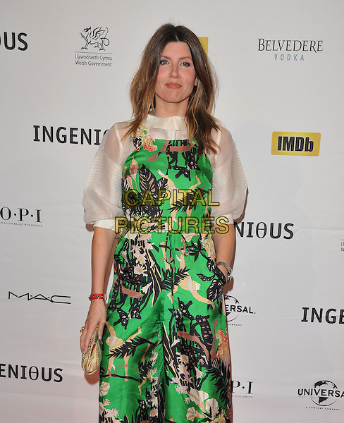Sharon Horgan at the National Film and Television School's ( NFTS ) Gala, Old Billingsgate, Old Billingsgate Walk, Lower Thames Street, London, England, UK, on Tuesday 28 June 2016.<br /> CAP/CAN<br /> &copy;CAN/Capital Pictures