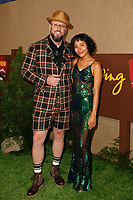 Los Angeles, CA - OCT 10:  Chris Sullivan and Cheyenne Haynes attend the Los Angeles premiere of HBO series 'Camping' at Paramount Studios on October 610 2018 in Los Angeles, CA. Credit: CraSH/imageSPACE/MediaPunch