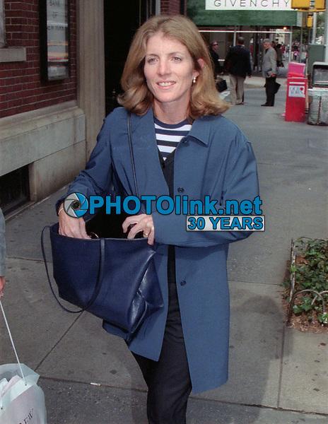 Caroline Kennedy 2000<br /> Photo By John Barrett/PHOTOlink