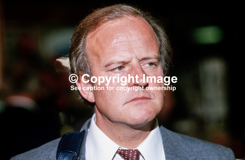 Stuart Holland, MP, Labour Party, UK, 19870936SH..Copyright Image from Victor Patterson, 54 Dorchester Park, Belfast, UK, BT9 6RJ..Tel: +44 28 9066 1296.Mob: +44 7802 353836.Voicemail +44 20 8816 7153.Skype: victorpattersonbelfast.Email: victorpatterson@me.com.Email: victorpatterson@ireland.com (back-up)..IMPORTANT: If you wish to use this image or any other of my images please go to www.victorpatterson.com and click on the Terms & Conditions. Then contact me by email or phone with the reference number(s) of the image(s) concerned.