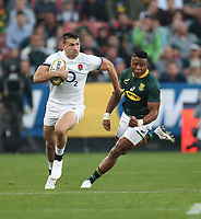 Jonny May of England during the 2018 Castle Lager Incoming Series 1st Test match between South Africa and England at Emirates Airline Park,<br /> Johannesburg.South Africa. 09,06,2018 Photo by (Steve Haag Sports)