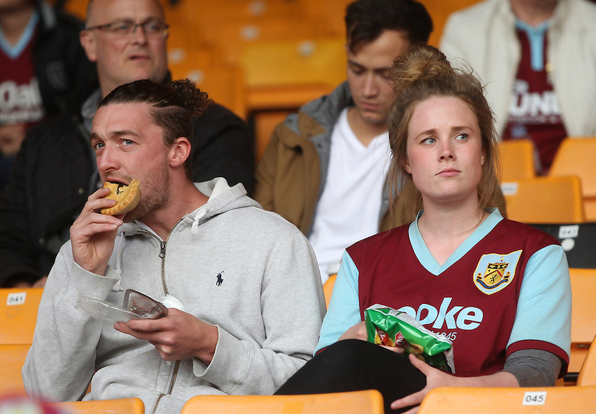 Burnley Fans<br />