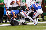 Southern Methodist Mustangs defensive back Jordan Wyatt (15) in action during the game between the North Texas Mean Green and the SMU Mustangs at the Gerald J. Ford Stadium in Fort Worth, Texas.