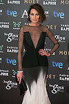 Nieves Alvarez attend the 2015 Goya Awards at Auditorium Hotel, Madrid,  Spain. February 07, 2015.(ALTERPHOTOS/)Carlos Dafonte)
