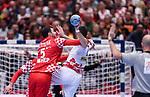 20200116 Men's EHF Euro 2020 - Croatia v Austria