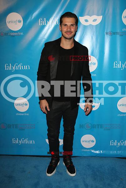 LOS ANGELES, CA - OCTOBER 27:  Gleb Savchenko, at UNICEF Next Generation Masquerade Ball Los Angeles 2017 At Clifton's Republic in Los Angeles, California on October 27, 2017. Credit: Faye Sadou/MediaPunch /NortePhoto.com