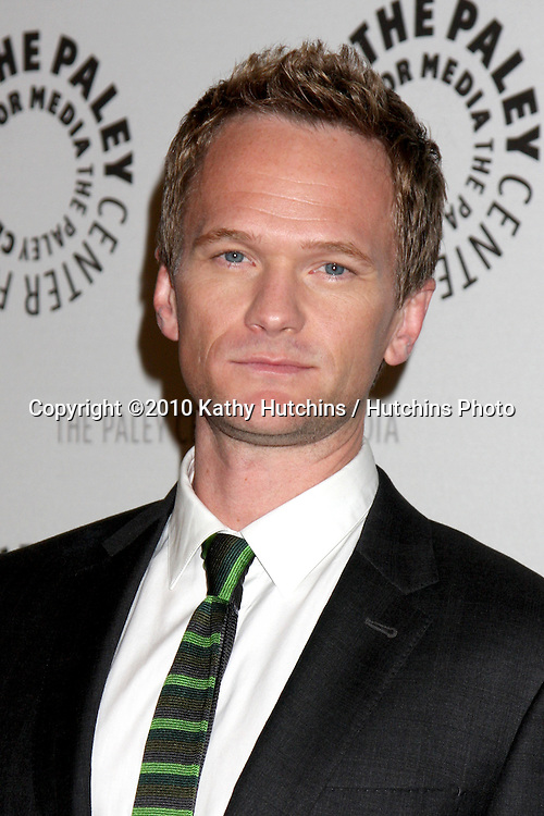 """Neil Patrick Harris.arriving at the  """"How I Met Your Mother"""" 100th Episode Celebration .Paley Center for Media.Beverly Hills, CA.January 7, 2010.©2010 Kathy Hutchins / Hutchins Photo."""