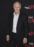 """HOLLYWOOD, CA - OCTOBER 10:  John Lithgow at the Los Angeles world premiere of """"The Accountant"""" at TCL Chinese Theater on October 10, 2016 in Hollywood, California. Credit: mpi991/MediaPunch"""
