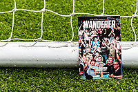 """Bolton Wanderers' match programme - """"The Wanderer""""<br /> <br /> Photographer Andrew Kearns/CameraSport<br /> <br /> The EFL Sky Bet Championship - Bolton Wanderers v Coventry City - Saturday 10th August 2019 - University of Bolton Stadium - Bolton<br /> <br /> World Copyright © 2019 CameraSport. All rights reserved. 43 Linden Ave. Countesthorpe. Leicester. England. LE8 5PG - Tel: +44 (0) 116 277 4147 - admin@camerasport.com - www.camerasport.com"""
