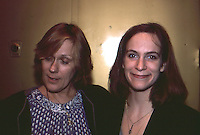 Amanda Plummer &amp; Tammy Grimes 1987<br />