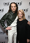 Jordan Roth and Daryl Roth attends the 2019 DGF Madge Evans And Sidney Kingsley Awards at The Lambs Club on March 18, 2019 in New York City.