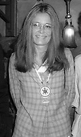 Gloria Steinem 1978<br />