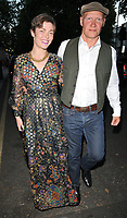 Camilla Rutherford and Dominic Burns at the Moet & Chandon Summer House opening party, Moet Summer House, 11 Carlton House Terrace, London, England, UK, on Thursday 06th June 2019.<br /> CAP/CAN<br /> ©CAN/Capital Pictures