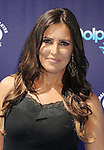 WESTWOOD, CA- SEPTEMBER 07: TV personality Jillian Barberie arrives at the Los Angeles premiere of 'Dolphin Tale 2' at Regency Village Theatre on September 7, 2014 in Westwood, California.